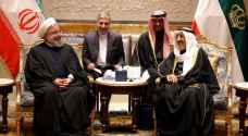 الكويت: زيارة روحاني إيجابية وناجحة