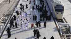 إصابة 18 بحادث قطار بين الرياض والدمام