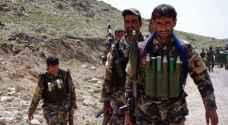 مقتل عناصر من الجيش الأفغاني في هجوم لداعش