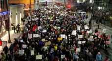 لليوم الثاني.. مدن أميركية تتظاهر ضد ترامب