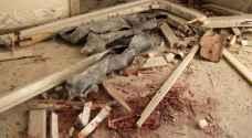 قتلى في قصف صاروخي على حي القابون في دمشق