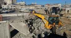 الاحتلال يسلم إخطارات لهدم 40 منزلا ومدرسة الخان الأحمر