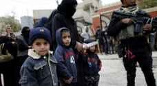 350 الف طفل عالقون غربي الموصل وداعش يهدد بالتصفية
