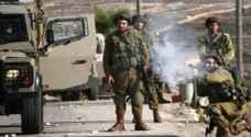 إصابة فلسطيني برصاص الاحتلال شمال نابلس