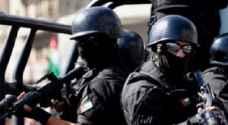 عمان: مطلوب خطير وثلاثة من مرافقيه بقبضة الأمن