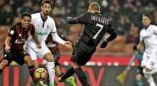 ميلان يعود إلى طريق الانتصارات بفوز هام على فيورنتينا