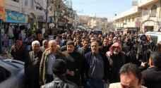 الطفيلة: انطلاق مسيرة احتجاجا على سياسة الحكومة الاقتصادية..صور