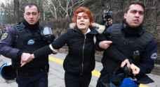 سجون تركيا لم تعد تتسع للمعتقلين