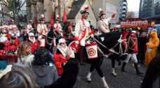 بالصور: كرنفال ألمانيا عادات وتقاليد غريبة