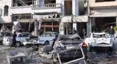 سوريا: قتلى بتفجيرين انتحاريين استهدفا مراكز أمنية في حمص