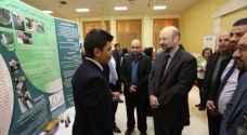اختتام فعاليات المعارض المحلية لمسابقة إنتل الدولية للعلوم والهندسة