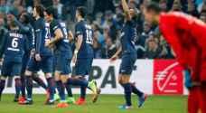 الدوري الفرنسي - سان جيرمان يحسم 'الكلاسيكو' بفوز تاريخي