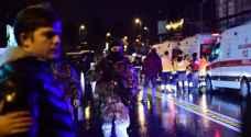 وصول المصابة الاردنية باعتداء اسطنبول