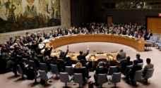 مجلس الأمن يصوت الثلاثاء على عقوبات محتملة بحق النظام السوري