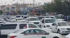 قرار هام لمالكي سيارات السفريات الخارجية على خط 'الأردن – الشام'