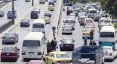 دراسة: النقل العام في الأردن لا يعتبر أولوية