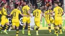الثلوج تؤجل لقاء دورتموند في كأس ألمانيا