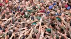 الملك يهنئ الأردنيين في ذكرى تعريب قيادة الجيش العربي