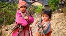 اخراج 12 مليون مواطن صيني من الفقر عام 2016