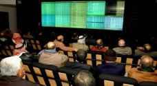 5.5 مليون دينار حجم التداول بورصة عمان