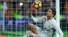 رونالدو يقود انتفاضة متأخرة لريال مدريد