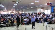 الاحتلال يمنع 23 فلسطينيا من السفر عبر معبر الكرامة