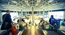ارتفاع عدد المسافرين في مطارِ الملكة علياء الدولي 1.6% في شهرين