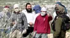 مستوطنون يهاجمون حوارة جنوب نابلس
