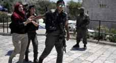 اعتقال 15 ألف فلسطينية منذ 67