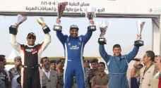 42 متسابقا من الأردن وفلسطين يتنافسون بسباق السرعة الثاني
