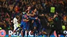 مقياس ريختر سجل هزة أرضية في ليلة عودة برشلونة