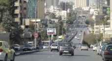 المباشرة بأعمال تعبيد للشوارع الرئيسية في عمّان