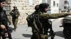 الاحتلال يعتقل 3 شبان من رام الله