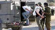 الاحتلال يعتقل 7 فلسطينيين من الضفة والقدس