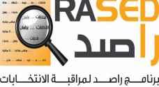 المعايطة يتسلم من 'راصد' تقرير مراقبة الانتخابات 2016