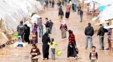 السوري بمخيمات اللجوء في الأردن يستهلك 40 لتر ماء يوميًا