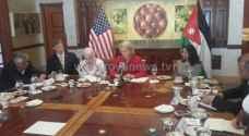 السفيرة ويلز: واشنطن ستبقى الداعم الأول للأردن لمواجهة الإرهاب