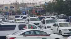 منح صفة التاكسي الأصفر لمركبات 'الأردن – الشام'