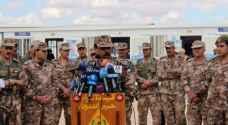 الجيش العربي: نرصد أوكار داعش الإرهابي داخل مخيم الركبان