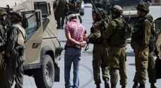 حملة اعتقالات واسعة في الضفة الغربية المحتلة