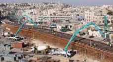 باريس سعيدة بـ'نجاح' الباص السريع في عمّان
