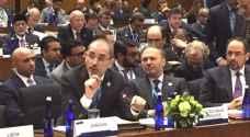 الصفدي يشارك باجتماع التحالف الدولي ضد عصابة داعش