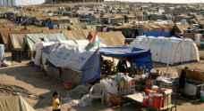 87 % من اللاجئين السوريين  هم في الأردن