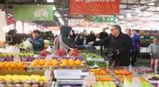 دراسة: 80% من الأميركيين يفضلون الأطعمة العضوية