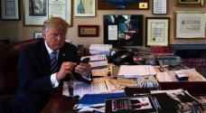 ترامب يستخدم هاتفا جديدا لكنه ما زال معرضا للقرصنة