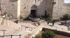 بالفيديو .. استشهاد فلسطيني في القدس المحتلة