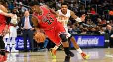 NBA .. شيكاغو بولز يحقق الانتصار الثالث على التوالي