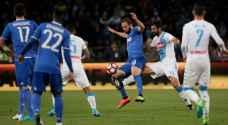 كأس إيطاليا - 'سان باولو' يستقبل يوفنتوس مجدداً