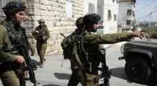 الاحتلال يصادر منزلا متنقلا شرق نابلس