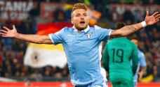 لاتسيو يبلغ نهائي كأس إيطاليا